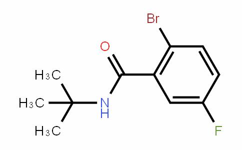 941294-23-1 | 2-Bromo-N-(tert-butyl)-5-fluorobenzamide
