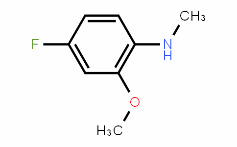 941294-13-9 | 4-Fluoro-2-methoxy-N-methylaniline