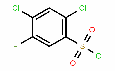 874773-65-6 | 2,4-Dichloro-5-fluorobenzenesulphonyl chloride