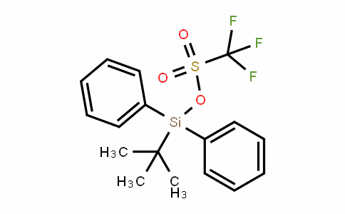 92886-86-7   tert-Butyl(diphenyl)silyl trifluoromethanesulphonate