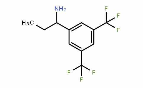 685503-45-1 | (RS)-1-[3,5-Bis(trifluoromethyl)phenyl]propylamine