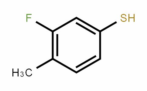 64359-35-9 | 3-Fluoro-4-methylthiophenol