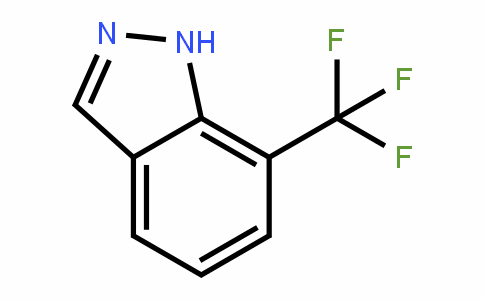 885694-00-8 | 7-(Trifluoromethyl)-1H-indazole
