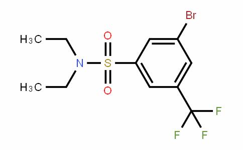 951885-25-9 | 3-Bromo-5-(N,N-diethylsulphamoyl)benzotrifluoride