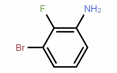 58534-95-5 | 3-溴-2-氟苯胺