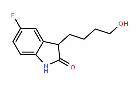 637341-60-7 | 5-Fluoro-3-(4-hydroxybut-1-yl)-2-oxindole