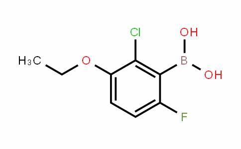 957120-93-3 | 2-Chloro-3-ethoxy-6-fluorobenzeneboronic acid