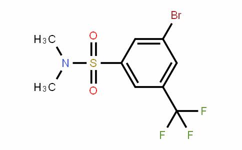 951884-65-4 | 3-Bromo-5-(N,N-dimethylsulphamoyl)benzotrifluoride