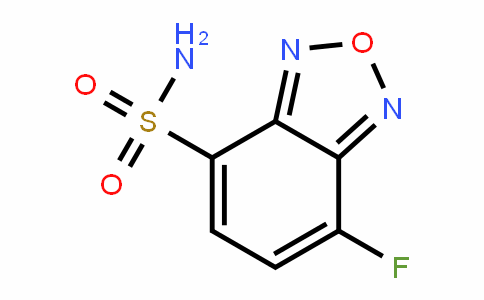 91366-65-3 | 4-(Aminosulphonyl)-7-fluoro-2,1,3-benzoxadiazole