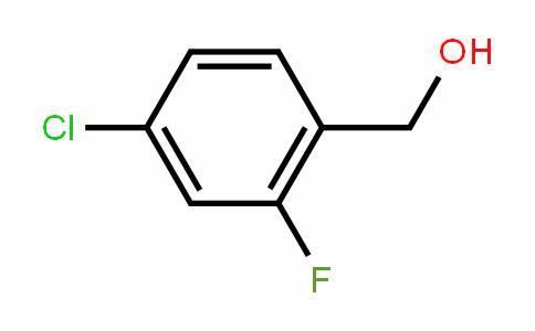 56456-49-6 | 4-Chloro-2-fluorobenzyl alcohol
