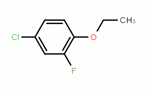 289039-40-3 | 4-Chloro-2-fluorophenetole