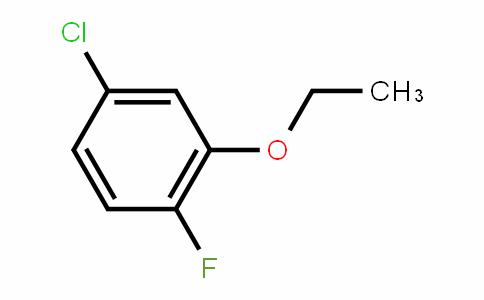 289039-34-5 | 5-Chloro-2-fluorophenetole