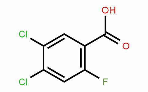 289039-49-2   4,5-Dichloro-2-fluorobenzoic acid