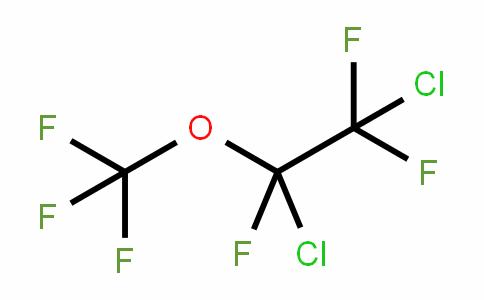 2356-53-8   1,2-Dichloro-1,2,2-trifluoroethyl trifluoromethyl ether
