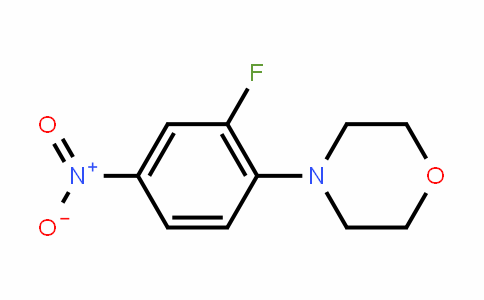 2689-39-6 | 4-(2-Fluoro-4-nitrophenyl)morpholine