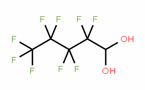 355-30-6   1H-Nonafluoropentane-1,1-diol