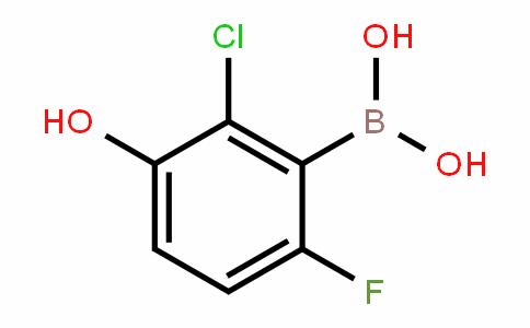 957121-07-2 | 2-Chloro-6-fluoro-3-hydroxybenzeneboronic acid