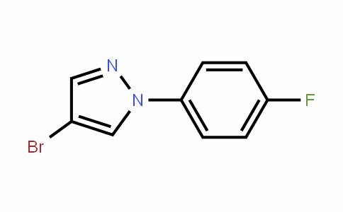 957062-56-5 | 4-Bromo-1-(4-fluorophenyl)-1H-pyrazole