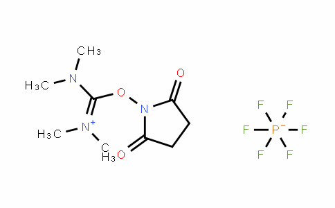 265651-18-1 | O-(N-Succinimidyl)-N,N,N',N'-tetramethyluronium hexafluorophosphate
