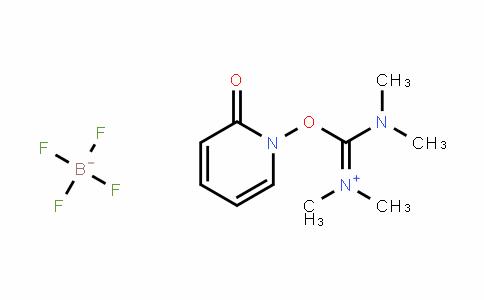 125700-71-2 | O-(1,2-Dihydro-2-oxopyridin-1-yl)-N,N,N',N'-tetramethyluronium tetrafluoroborate