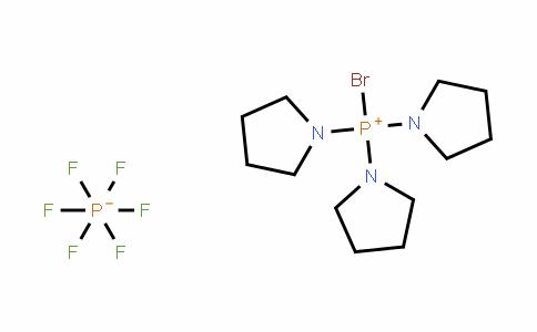 132705-51-2 | Bromotri(pyrrolidin-1-yl)phosphonium hexafluorophosphate