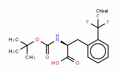 167993-21-7 | 2-(Trifluoromethyl)-L-phenylalanine, N-BOC protected