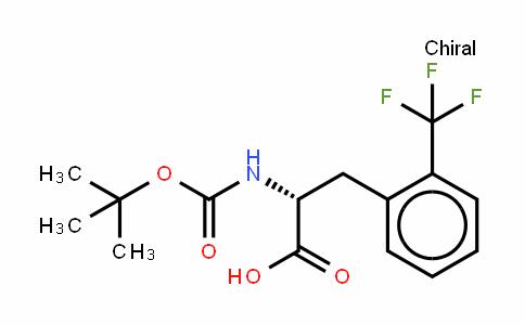 346694-78-8 | 2-(Trifluoromethyl)-D-phenylalanine, N-BOC protected