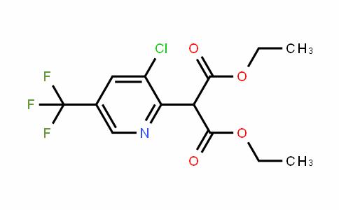 172527-71-8 | Diethyl 2-[3-chloro-5-(trifluoromethyl)pyridin-2-yl]malonate