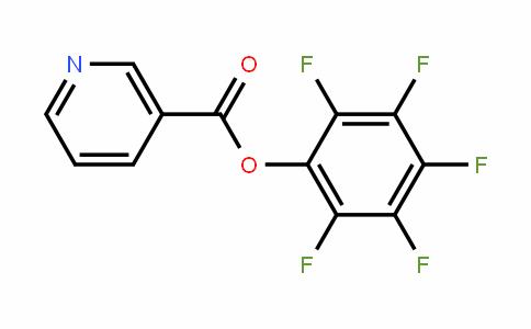 848347-44-4 | Pentafluorophenyl nicotinate