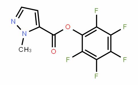 926921-64-4 | Pentafluorophenyl 1-methyl-1H-pyrazole-5-carboxylate