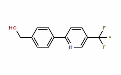 613239-75-1 | 4-[5-(Trifluoromethyl)pyridin-2-yl]benzyl alcohol