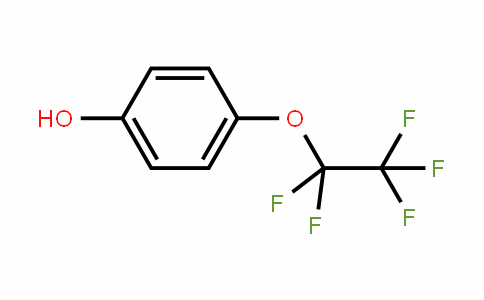 658-46-8 | 4-(Perfluoroethoxy)phenol