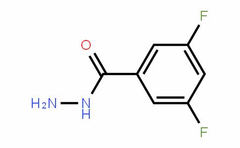 244022-63-7 | 3,5-Difluorobenzoic acid hydrazide