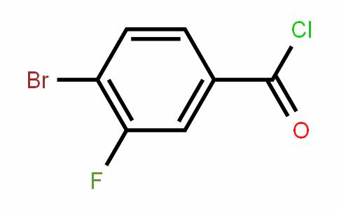 695188-21-7 | 4-Bromo-3-fluorobenzoyl chloride