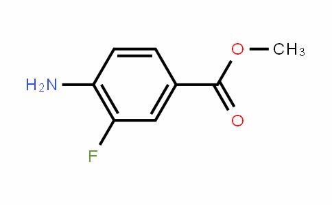 185629-32-7 | 4-氨基-3-氟苯甲酸甲酯