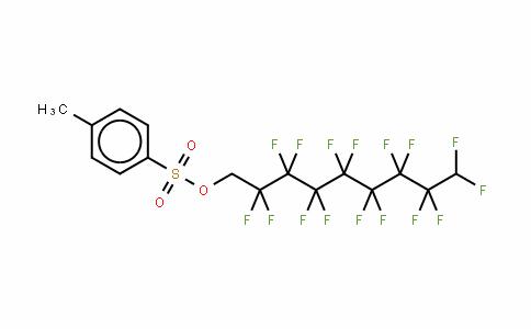 864-23-3   1H,1H,9H-Hexadecafluoronon-1-yl toluene-4-sulphonate