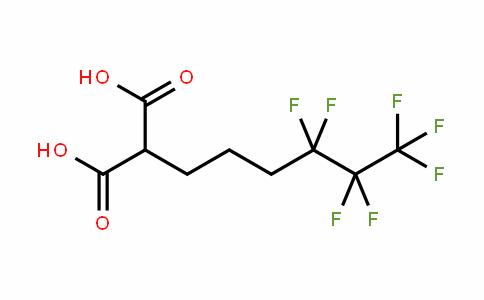 244022-64-8 | 2-(4,4,5,5,6,6,6-Heptafluorohex-1-yl)malonic acid