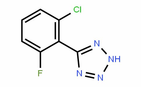 503293-47-8 | 5-(2-氯-6-氟苯基)-2H-四氮唑