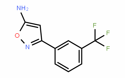 82360-94-9 | 5-Amino-3-[3-(trifluoromethyl)phenyl]isoxazole