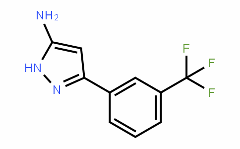 209224-91-9 | 5-Amino-3-[3-(trifluoromethyl)phenyl]-1H-pyrazole