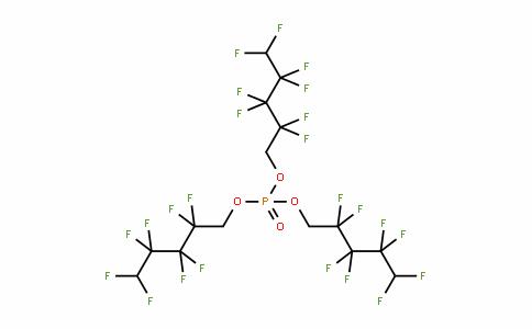355-86-2   Tris(1H,1H,5H-octafluoropentyl) phosphate