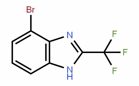 6587-23-1 | 4-Bromo-2-(trifluoromethyl)-1H-benzimidazole