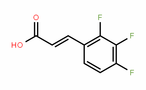 207742-85-6 | 2,3,4-Trifluorocinnamic acid