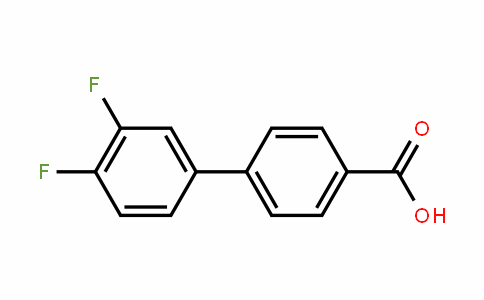 505082-81-5 | 3,4-Difluoro-[1,1'-biphenyl]-4'-carboxylic acid