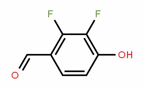 676500-39-3 | 2,3-Difluoro-4-hydroxybenzaldehyde