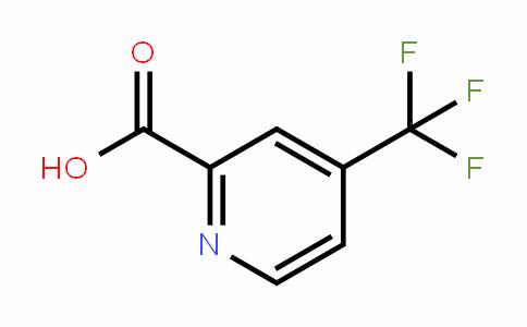 588702-62-9 | 4-(Trifluoromethyl)pyridine-2-carboxylic acid