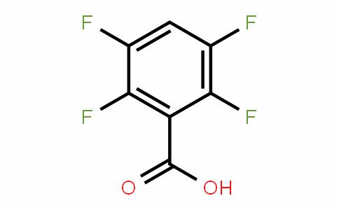 652-18-6 | 2,3,5,6-四氟苯甲酸