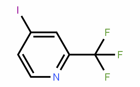 590371-73-6 | 4-Iodo-2-(trifluoromethyl)pyridine
