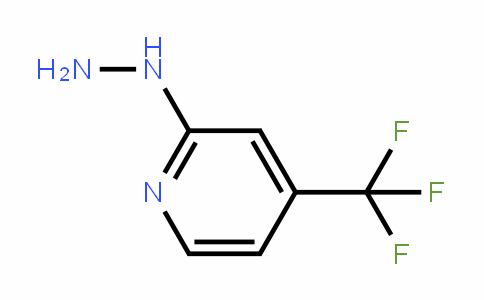 89570-84-3 | 2-Hydrazino-4-(trifluoromethyl)pyridine