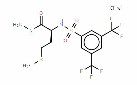 175202-22-9 | N-[3,5-Bis(trifluoromethyl)benzenesulphonyl]-L-methionyl hydrazide